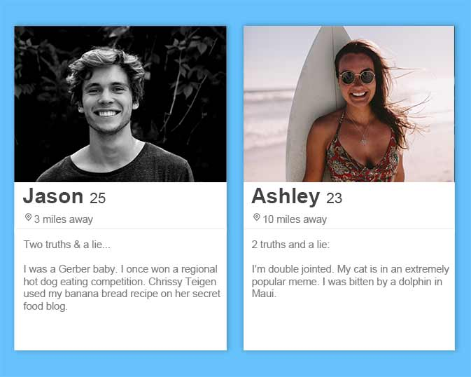 Tips on making a good dating profile