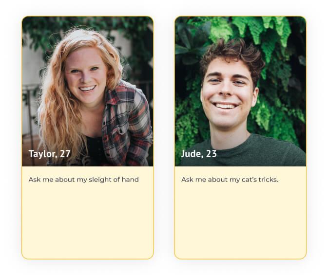 Expresie Bio Dating Site