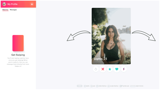 Work doesnt tinder pc Why Online