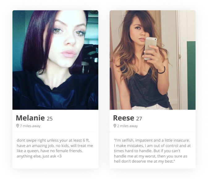 Tinder com www girls Tinder girls